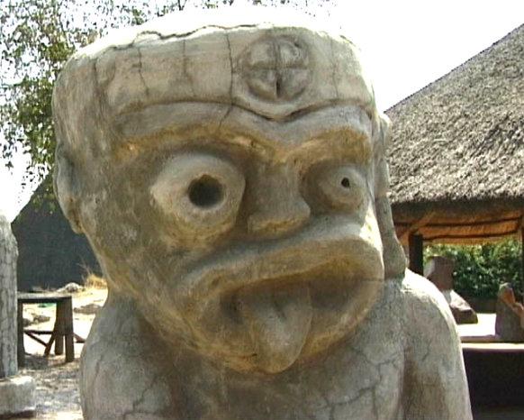 Tokoloshe sculptures Boputhatswana