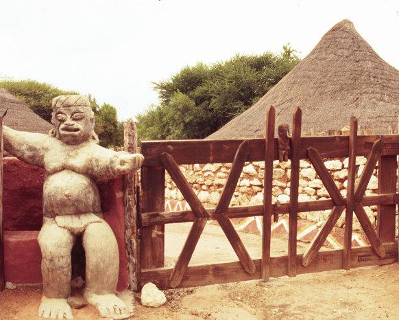 Credo village Bophuthatswana gate