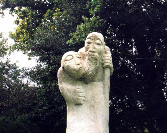 Kirstenbosch sculpture companions