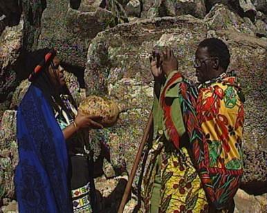 Sangoma initiation